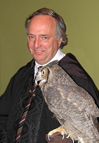News of the Harry Potter Exhibition arrives via owl
