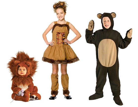 Halloween costumes from HalloweenCostumes.com