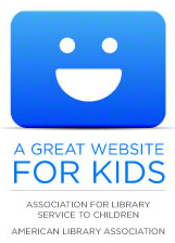 American Library Association's Great Websites for Kids